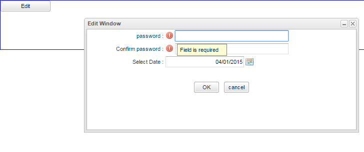 Form Validation Error Message Showing Wrong - SmartClient Forums